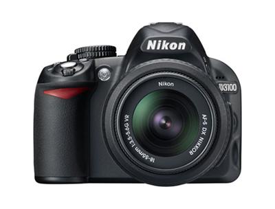 Nikon D3100 SLR