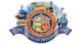 Bluebell Railway Logo