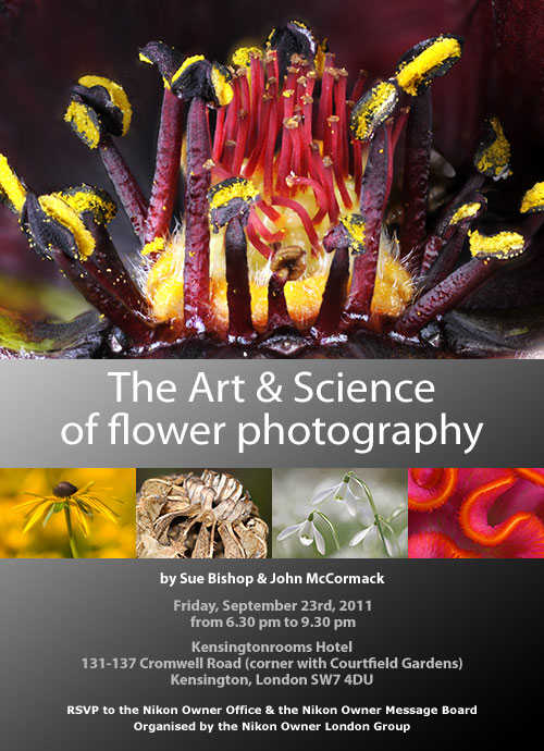 The Art & Science of Flower Photography