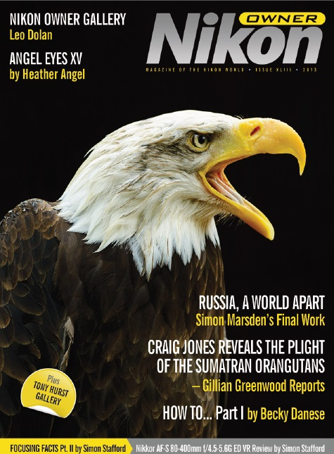 Nikon Owner Magazine, issue 43