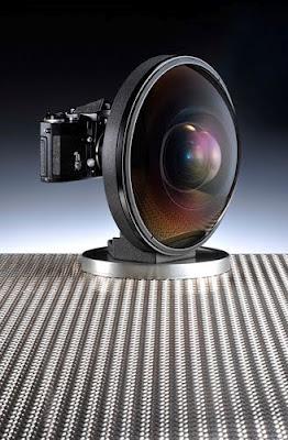 The 6mm f/2.8 Fisheye-Nikkor lens