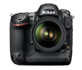 Nikon-D4-DSLR